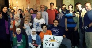 Nu Day Syria at Alternative Logistics